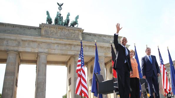 10 Thesen von Dr. Andrew Denison zu Deutschland und den USA