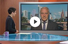 Andrew Denison zu Gast im ZDF-Morgenmagazin